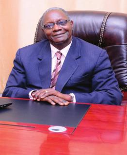 VC. Dr. Andrew Ssemwanga